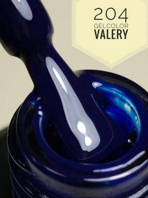 204 Nachtblauwe Gellak