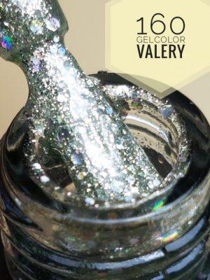 160 Zilver Holografische Glitter Gellak