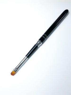 Gel penseel oval